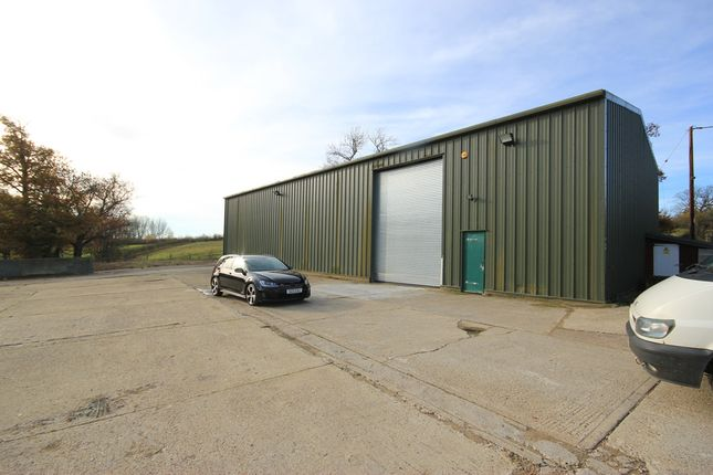 Thumbnail Light industrial to let in Goudhurst Road, Lamberhurst