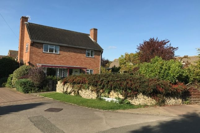 Thumbnail Detached house for sale in Back Lane, Mickleton