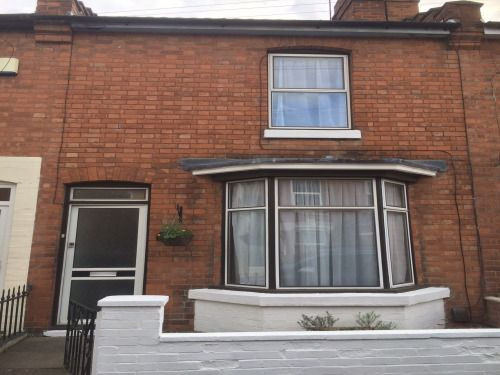 Thumbnail Terraced house to rent in Rushmore Street, Leamington Spa