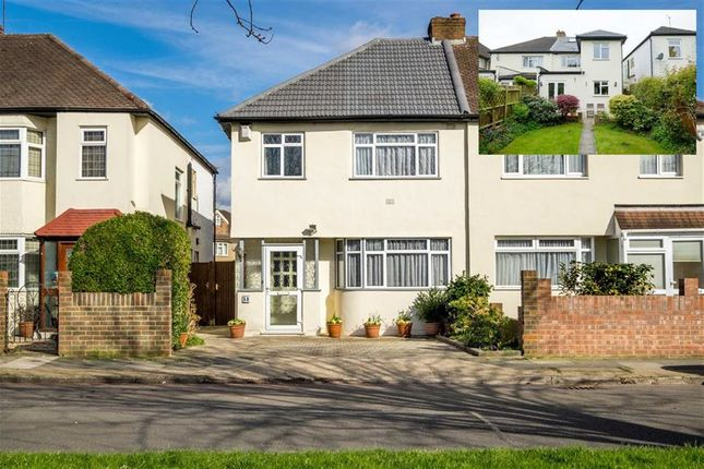 Thumbnail Semi-detached house for sale in Sipson Road, West Drayton, Middlesex