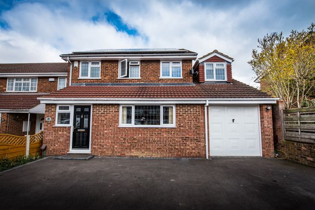 Thumbnail End terrace house for sale in Newlands Road, Westoning, Bedford