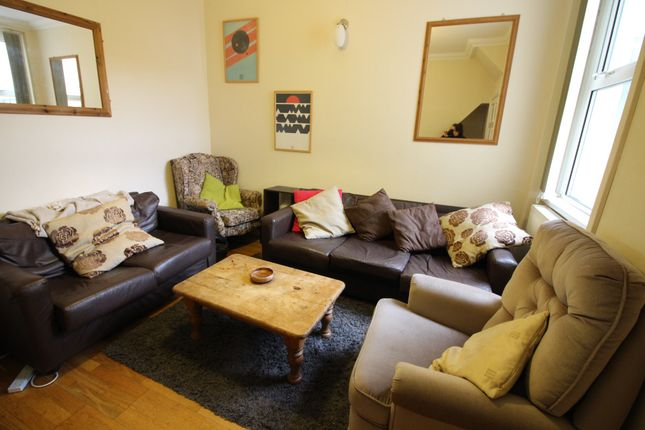 Thumbnail Terraced house to rent in Inverness Place, Roath, Cardiff