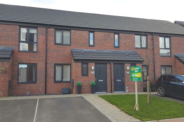 Thumbnail Terraced house for sale in Harbour Walk, Barry