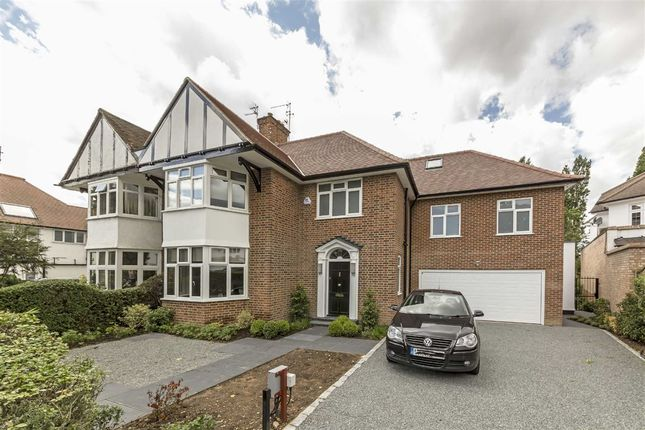 Thumbnail Semi-detached house to rent in Harman Drive, London