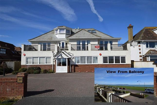 Thumbnail Flat for sale in Marine Drive East, Barton On Sea, New Milton