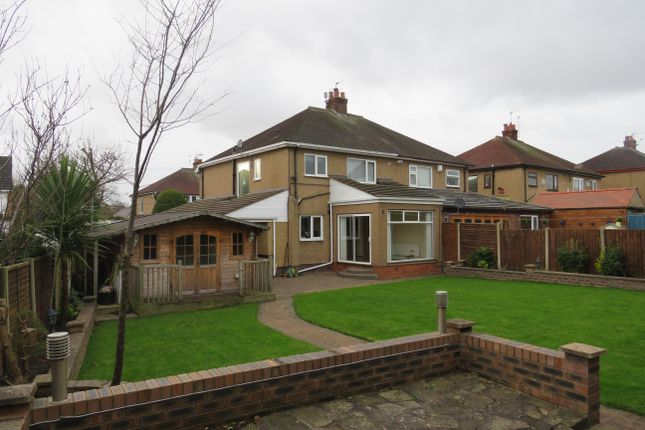 Thumbnail Property to rent in Speedwell Drive, Heswall, Wirral
