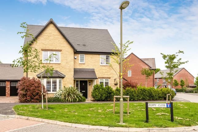 Thumbnail Detached house for sale in Springfields, Ambrosden, Bicester, Oxfordshire