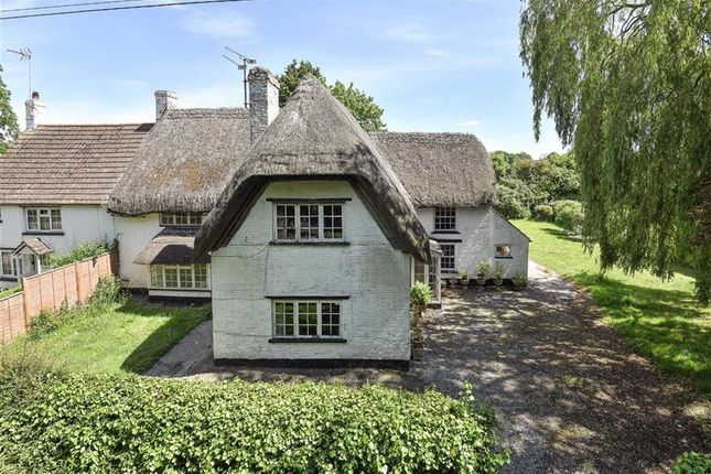 Thumbnail Semi-detached house for sale in The Green, Lyneham, Wiltshire