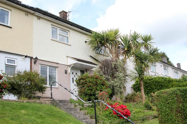 2 bed end terrace house for sale in Delamere Road, Plymouth
