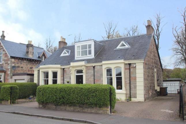 Thumbnail Detached house for sale in Grange Road, Alloa, Clackmannanshire