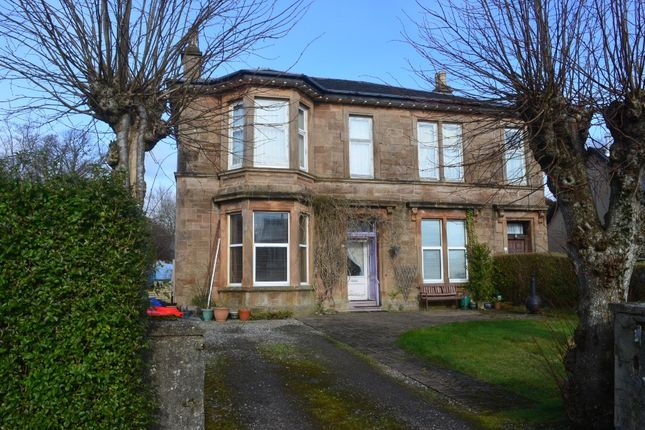 Thumbnail Flat for sale in East Princes Street, Helensburgh, Argyll & Bute