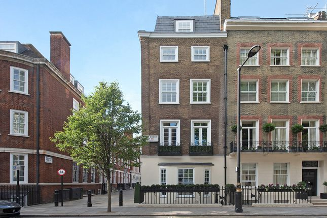 Thumbnail Town house to rent in Upper Brook Street, London