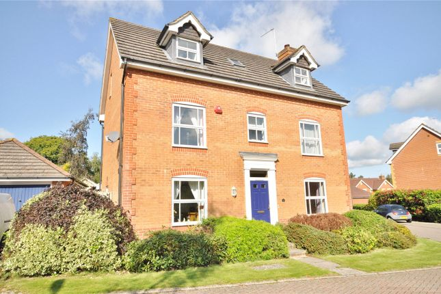 Thumbnail Detached house for sale in Southwater, Horsham, West Sussex