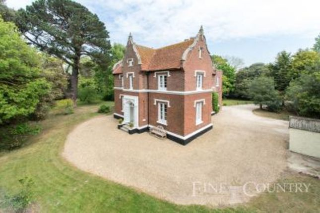 Thumbnail Detached house for sale in The Street, Tendring, Clacton-On-Sea