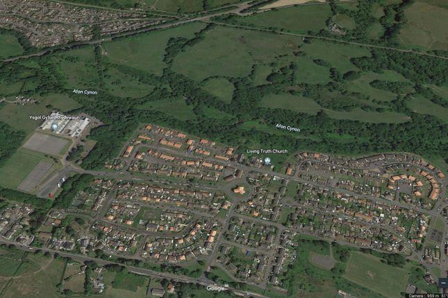 Thumbnail Land for sale in Land North Of Heol Bryn Gwyn, Aberdare