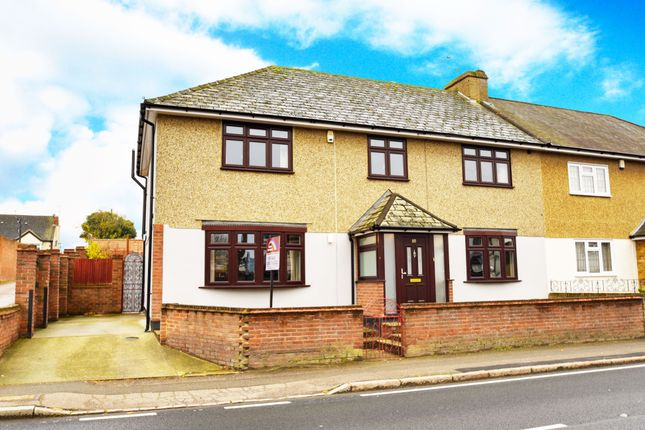 Thumbnail Semi-detached house for sale in Honey Lane, Waltham Abbey
