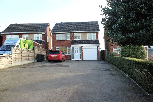 Thumbnail Detached house for sale in Coventry Road, Bulkington, Bedworth, Warwickshire