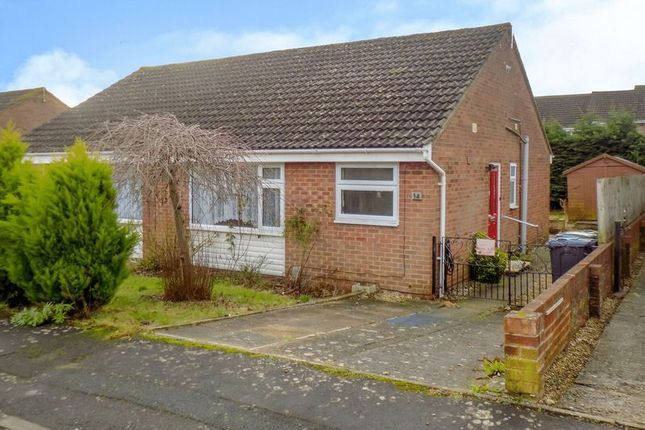 Thumbnail Semi-detached bungalow for sale in Swinburne Place, Royal Wootton Bassett, Swindon