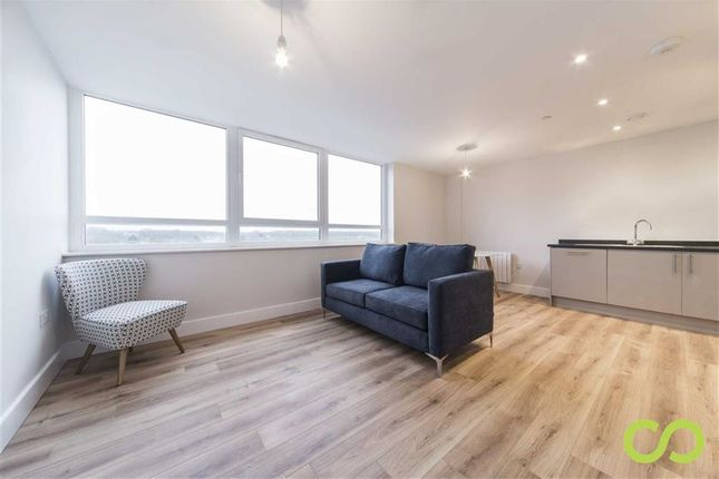 Thumbnail Flat to rent in St Georges Way, Close To Stevenage Station, Stevenage, Herts