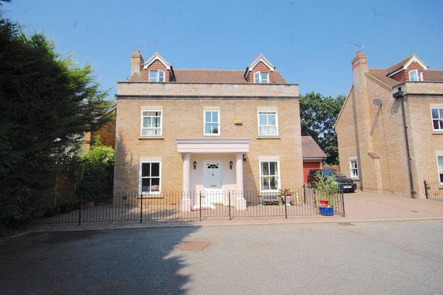 Thumbnail Detached house for sale in The Leys, Off Springfield Road, Chelmsford