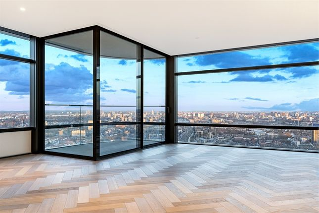Thumbnail Flat to rent in Principal Tower, 2 Principal Place, London