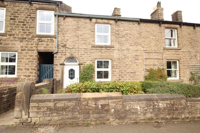 Thumbnail Terraced house to rent in Marple Road, Charlesworth, Glossop