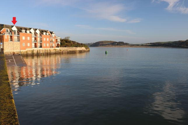 Thumbnail Flat for sale in North Quay, Padstow