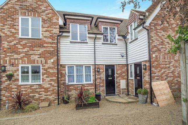 2 bed terraced house for sale in Victoria Mews, Cliffe, Rochester