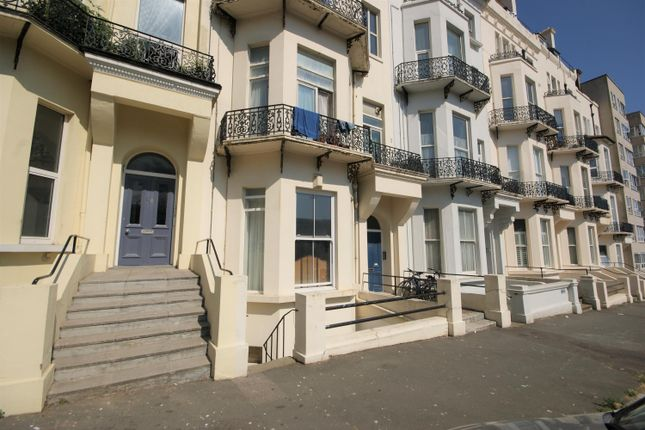 Thumbnail Flat to rent in Warrior Square, St Leonards On Sea, East Sussex