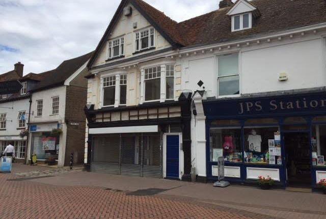 Thumbnail Retail premises to let in Market Square, Chesham, Bucks