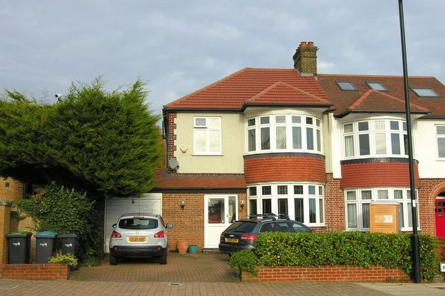Thumbnail Semi-detached house for sale in Ringwood Way, London