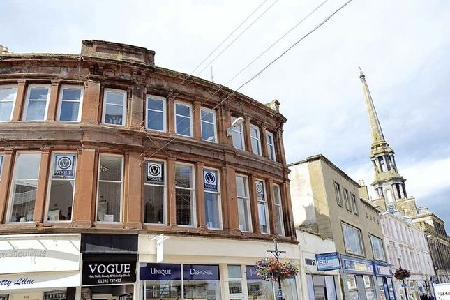 3 bed flat for sale in High Street, Ayr