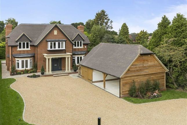 Thumbnail Detached house for sale in Boughton Hall Avenue, Send