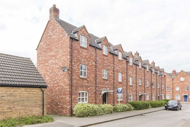 Thumbnail End terrace house for sale in Kings Drive, Stoke Gifford, Bristol