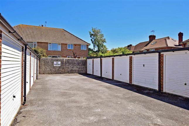 Garage of St. Michaels Road, Worthing, West Sussex BN11