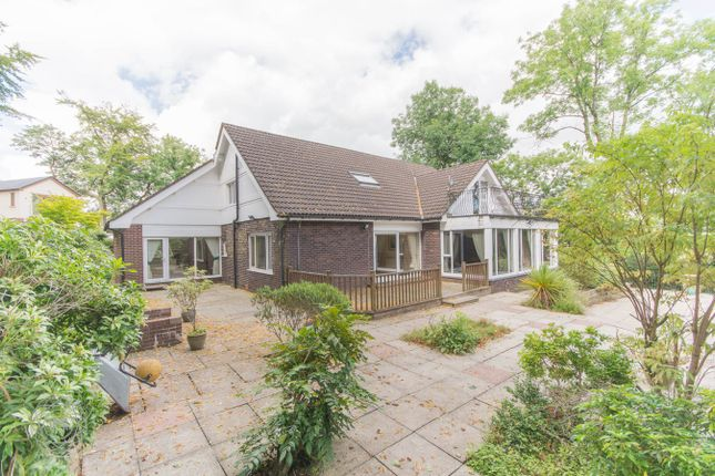 Thumbnail Detached house for sale in Carrbank Avenue, Ramsbottom, Bury