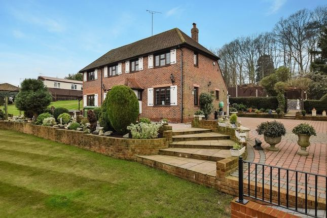 Thumbnail Detached house for sale in Rock Hill, Orpington