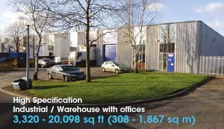 Light industrial for sale in Adlington Court, Birchwood, Warrington, Cheshire