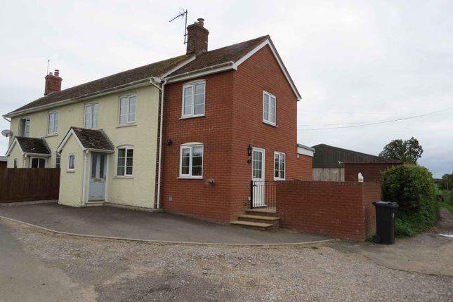 Thumbnail Cottage to rent in Pierston Gate, Milton On Stour, Gillingham, Dorset