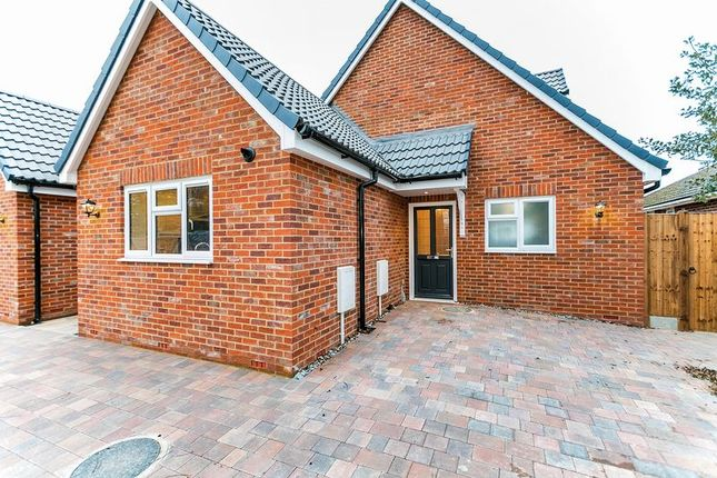 Thumbnail Bungalow for sale in Stoke Road, Bletchley, Milton Keynes