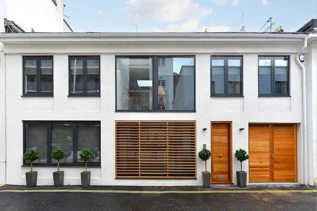 Thumbnail Detached house for sale in Rede Place, London