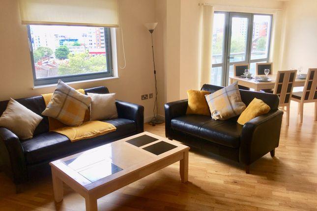 Flat to rent in 39 Leeds Street, Liverpool City Centre, Merseyside