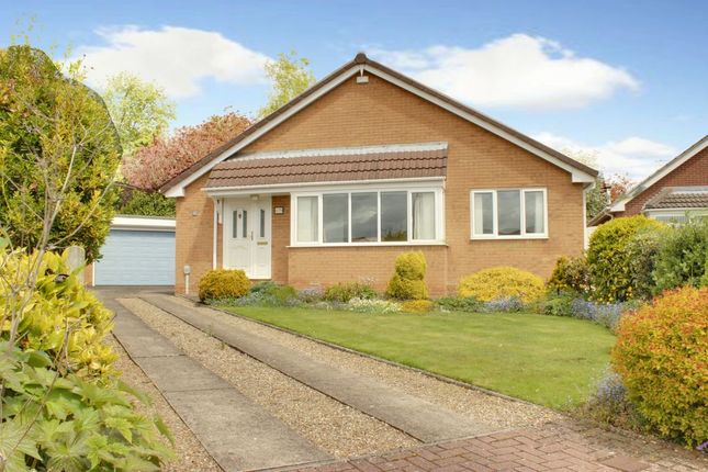 Thumbnail Detached bungalow for sale in Highfield Way, North Ferriby