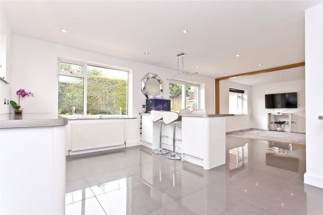 Thumbnail Detached house for sale in Ribble Close, Broadstone, Poole
