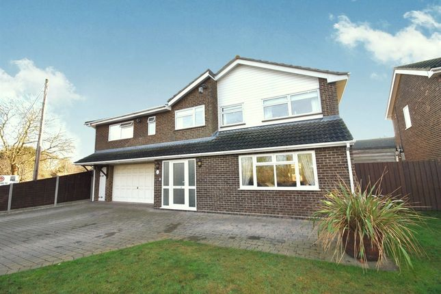 Thumbnail Detached house for sale in Scraley Road, Heybridge, Maldon