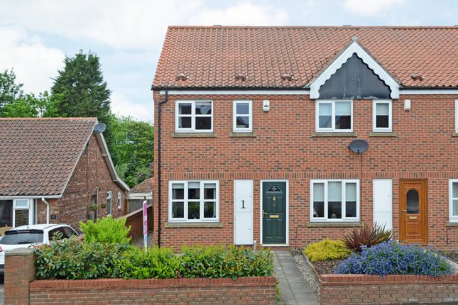 Thumbnail Property for sale in Foss Court, Huntington Road, York