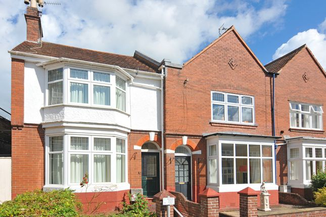 Thumbnail End terrace house to rent in Highcross Road, Exeter
