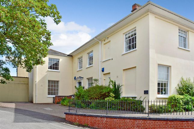 Thumbnail Flat for sale in The Mount, Taunton