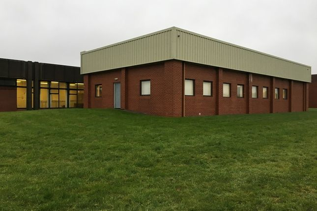 Thumbnail Office to let in Lillyhall Depot, Hallwood Road, Lillyhall Industrial Estate, Workington