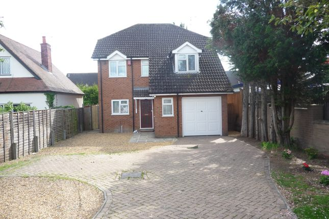 Thumbnail Detached house to rent in London Road, Castleview, Slough